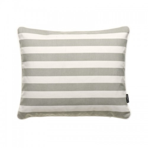 Coussin rectangulaire Lisa gris Pappelina