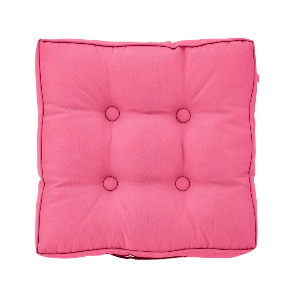 coussin de sol d 39 ext rieur sunny rose fuchsia dutch decor coussins shop. Black Bedroom Furniture Sets. Home Design Ideas